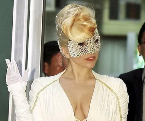 Ελληνίδα …θεά η Lady Gaga