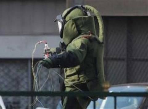 Σάκος με βόμβα σε κατάστημα της Κομοτηνής