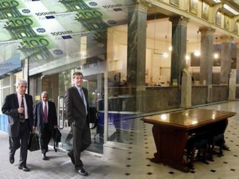 Χάνουν κι άλλους «πόντους» απέναντι στην τρόικα οι ελληνικές τράπεζες