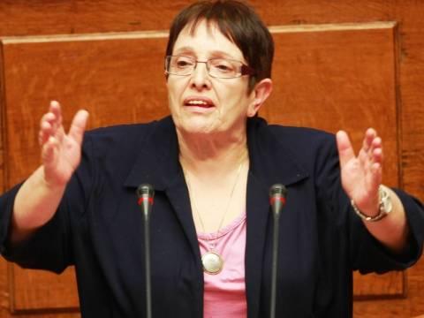 Η Αλέκα Παπαρήγα για τις γαλλικές εκλογές