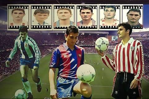 El jugador, Ernesto Valverde