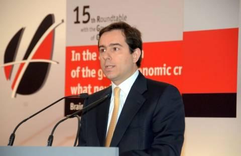 Ν. Μηταράκης: Χωρίς ανάπτυξη δεν λύνεται το πρόβλημα