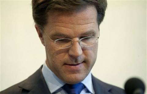 Παραιτείται η ολλανδική κυβέρνηση