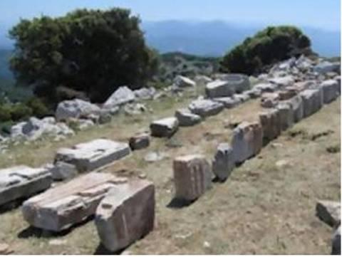 Ανακάλυψαν αρχαίο ναό στη Μεσσηνία