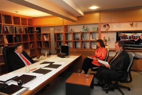 Βενιζέλος: Μονόδρομος οι συνεργασίες