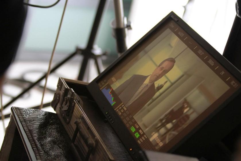 Πώς γυρίστηκε το πρώτο τηλεοπτικό σποτ της ΝΔ (φωτό)