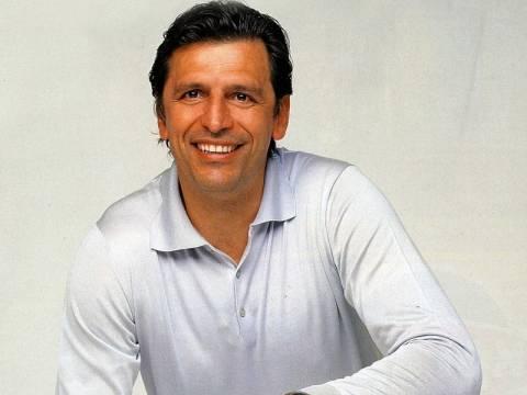 Ο Τάσος Μητρόπουλος στη «μάχη» της Β' Πειραιά
