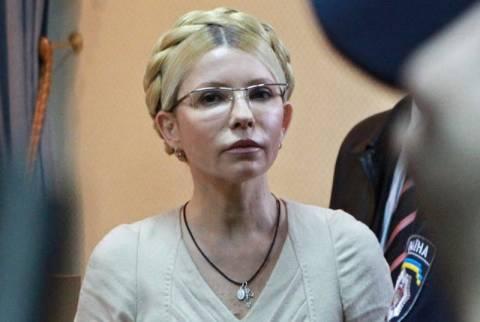 Η Γιούλια Τιμοσένκο ξεκίνησε απεργία πείνας