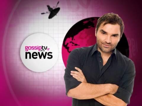 Το δελτίο ειδήσεων του gossip-tv.gr με το Νάσο Γουμενίδη επιστρέφει!