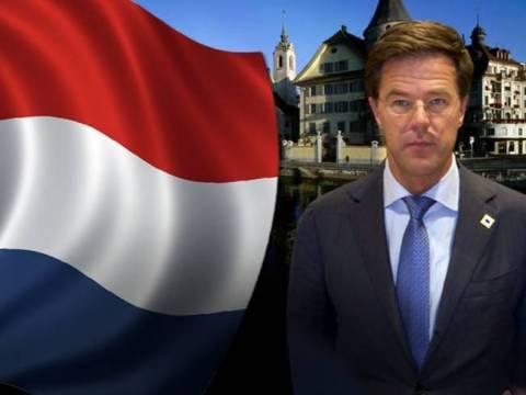 Ολλανδία: Εκλογές για τις 12 Σεπτεμβρίου προανήγγειλε ο Ρούτε
