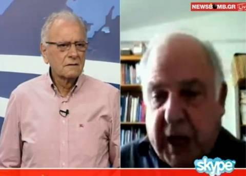 «Υπεύθυνα για την κατοχή της Ελλάδας τα μεγάλα κόμματα»