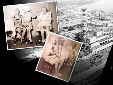 Η τραγωδία του Τσέρνομπιλ