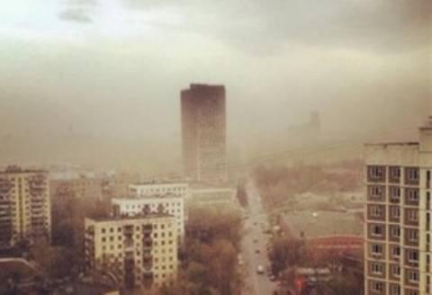 Ανησυχία για χημικό ατύχημα στη Μόσχα
