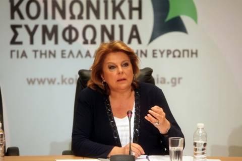 Κατσέλη: Ψήφισα το πρώτο Μνημόνιο λόγω εκτάκτων συνθηκών