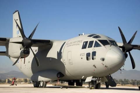 Το ΚΥΣΕΑ ακύρωσε την παραλαβή τεσσάρων αεροσκαφών C 27