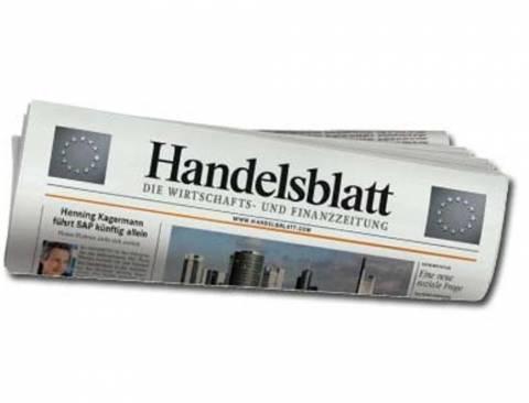 Handelsblatt: Λεηλασία του κράτους από τα ελληνικά κόμματα