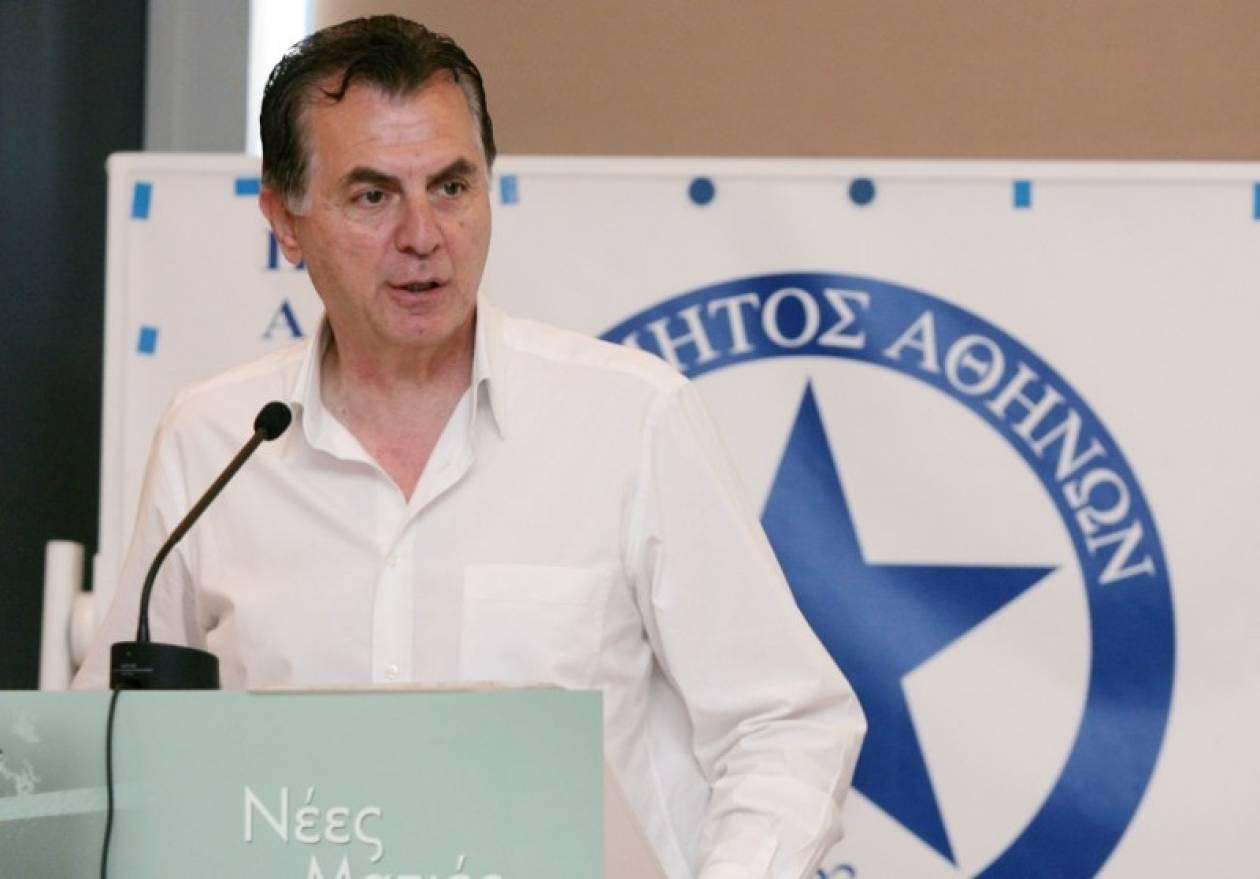 Ανδρέας Παχατουρίδης: «Ο Ατρόμητος γράφει ιστορία»