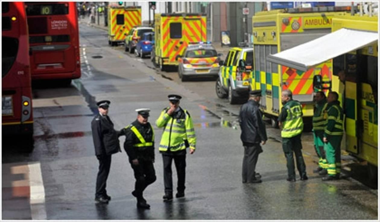Συνελήφθη ο άνδρας που προκάλεσε αναστάτωση στο Λονδίνο