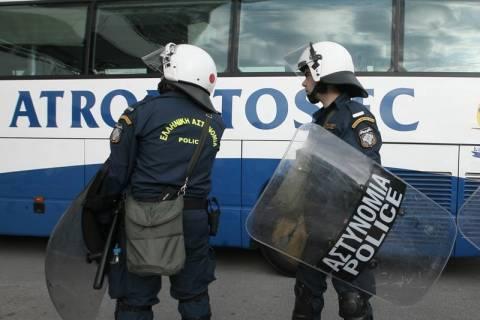 Συλλήψεις και προσαγωγές στον τελικό Κυπέλλου