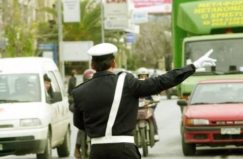 Αλβανός οδηγός προσπάθησε να δωροδοκήσει τροχονόμο