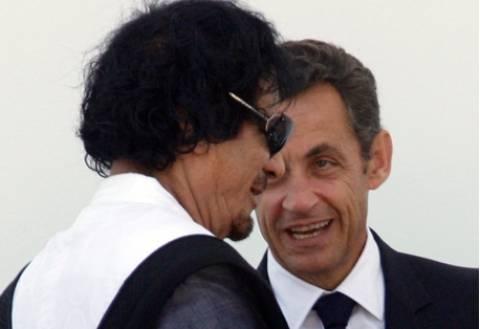 Αρνείται η Λιβύη ότι έδωσε προεκλογικά χρήματα στον Σαρκοζί το 2007