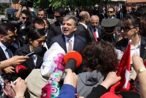 Στην Ίμβρο ο πρόεδρος της Τουρκίας