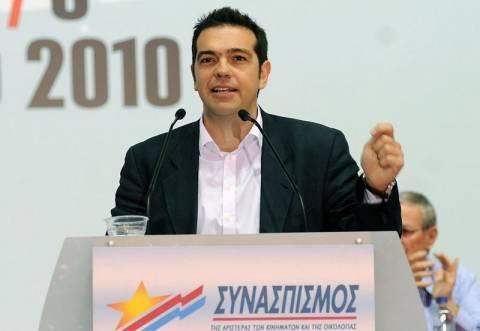 ΣΥΡΙΖΑ: Η κυβέρνηση δεν έχει δικαίωμα για δεσμεύσεις απέναντι στην ΕΕ