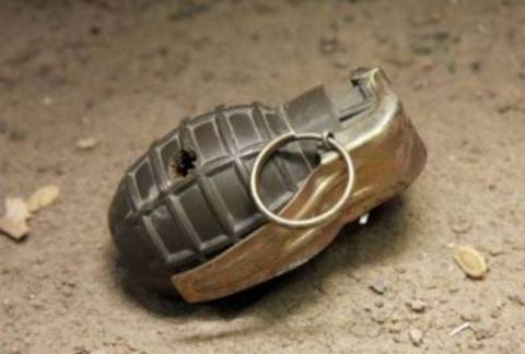 Κινητοποίηση της ΕΛ.ΑΣ. για χειροβομβίδα στην Πεύκη