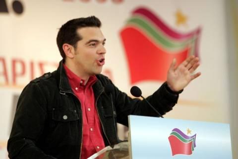 Τσίπρας: Ψήφος στο ΣΥΡΙΖΑ για να αλλάξει η πορεία του τόπου