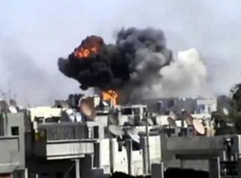O ΟΗΕ καταδικάζει τις «τρομοκρατικές επιθέσεις» στη Συρία