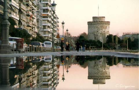 Τρεις ομιλίες στη Θεσσαλονίκη