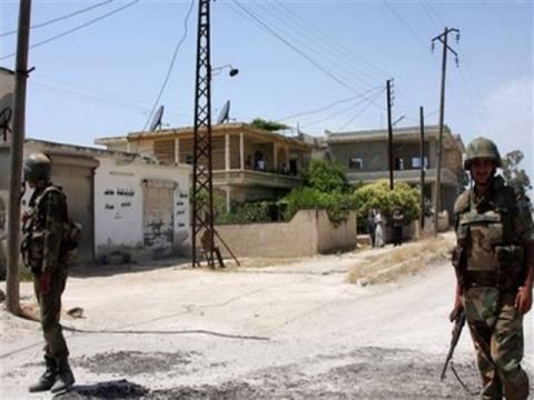 Αιματηρή ενέδρα σε Σύρους στρατιώτες