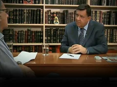 Γ. Καρατζαφέρης:Γιατί έφερα τη γραμματέα του Χριστοφοράκου στο κόμμα