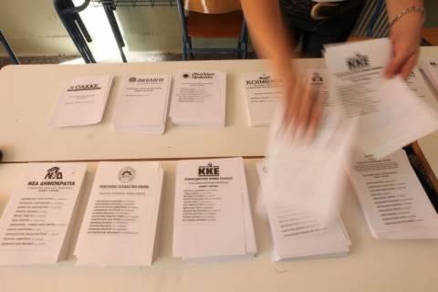 Όλα έτοιμα για τις εκλογές της 6ης Μαΐου