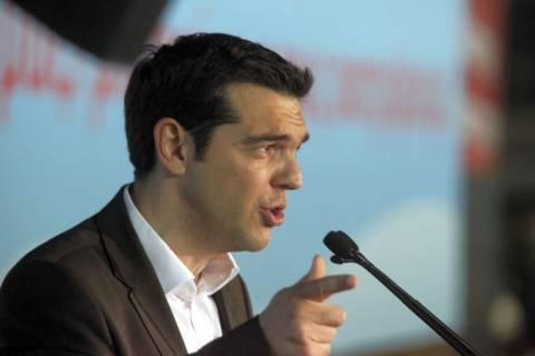 Αλ. Τσίπρας: Την Κυριακή αναμετράται ο λαός με τη μοίρα του