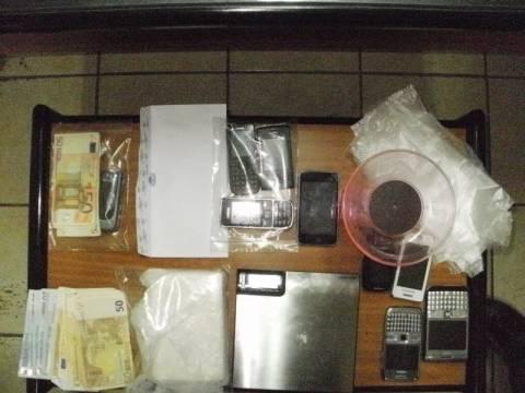 «Χειροπέδες» σε δύο Αλβανούς για διακίνηση κοκαΐνης στη Ζάκυνθο