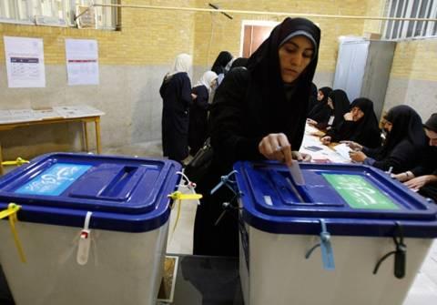 Ιράν: Χάνει ο Αχμαντινετζάντ  στις βουλευτικές εκλογές
