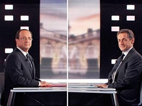 Οι Γάλλοι ψηφίζουν Σαρκοζί ή Ολάντ
