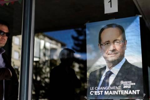 Μερικά αποτελέσματα για τις γαλλικές εκλογές