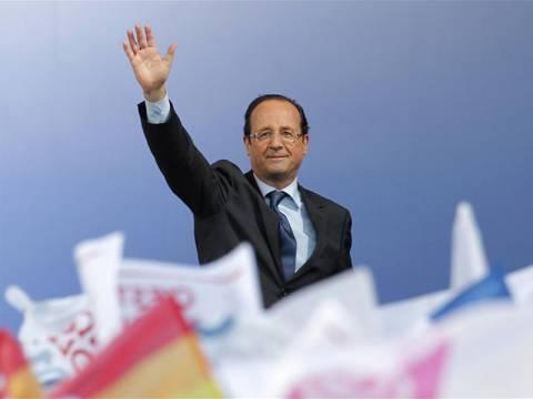 Νέος πρόεδρος της Γαλλίας ο Ολάντ