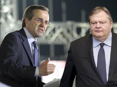 Συμφωνία Σαμαρά – Βενιζέλου για «κυβέρνηση εθνικής ενότητας»