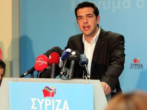 Αλ. Τσίπρας: Θα επιδιώξουμε συνεννόηση με την Αριστερά