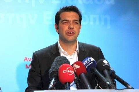 Απορρίπτει ο Τσίπρας την πρόταση Σαμαρά