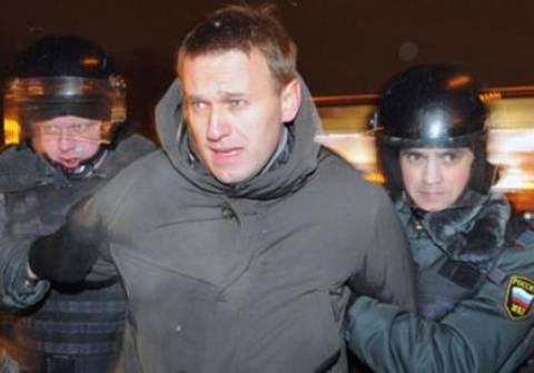 Σύλληψη δύο ηγετών της αντιπολίτευσης στη Ρωσία