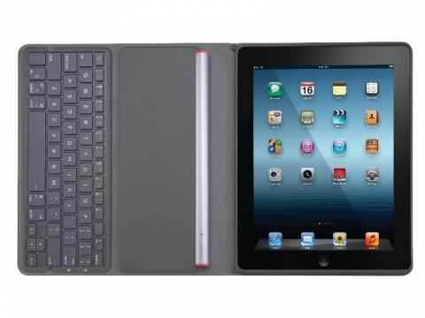 Νέα θήκη της Logitech για το iPad που λειτουργεί με ηλιακή ενέργεια