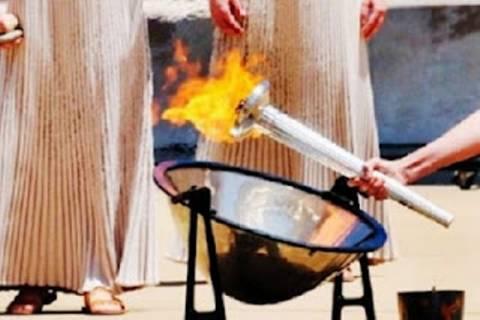 Στη Θεσσαλονίκη την Κυριακή η Ολυμπιακή Φλόγα