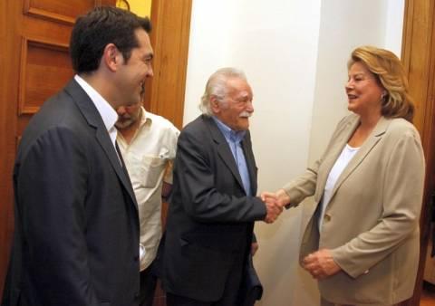 Η Λούκα Κατσέλη ανοιχτή σε συνεργασία με τον ΣΥΡΙΖΑ