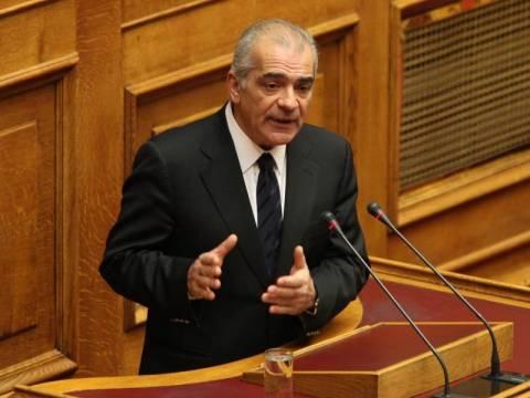 Δ. Σταμάτης: Το κάλεσμα Σαμαρά απευθύνεται στους πολίτες