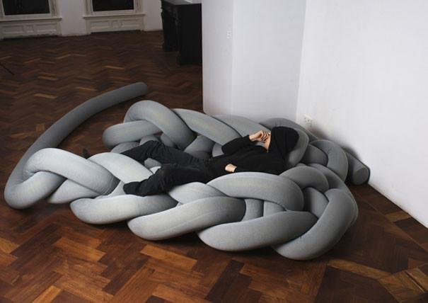 Οι πιο παράξενοι καναπέδες