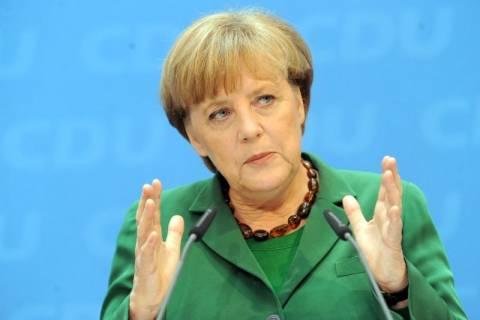 Μέρκελ: Η δημοσιονομική προσαρμογή δεν χαλαρώνει
